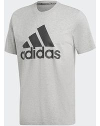 adidas - T-shirt Must Haves Badge of Sport - Lyst