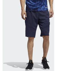 adidas Parley 4KRFT Shorts - Blau