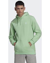 adidas Adicolor Essentials Trefoil Hoodie - Groen