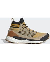 adidas Terrex Free Hiker Hiking Schoenen - Metallic