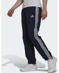 adidas Aeroready Essentials Samson 3-stripes Broek - Blauw