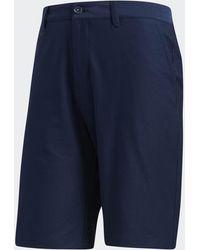 adidas Adipure Tech Shorts - Blue
