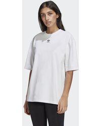 adidas - LOUNGEWEAR Adicolor Essentials T-Shirt - Lyst