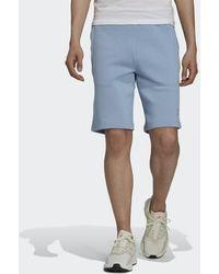 adidas Short Adicolor Classics MM Trefoil - Bleu
