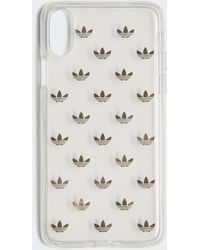 adidas Coque Clear iPhone XS/X - Multicolore