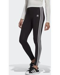 adidas Adicolor Classics 3-stripes Legging - Zwart