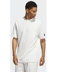 adidas Adicross Evolution Poloshirt - Weiß