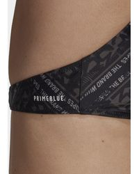adidas Sujetador bikini Festivibes Reversible - Gris