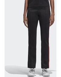 adidas Y-3 3-stripes Slim Trainingsbroek - Zwart