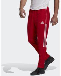 adidas Tiro Trainingsbroek - Rood