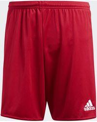 adidas Parma 16 Shorts - Red