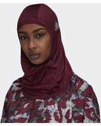 adidas Sport Hijab 2.0 - Red