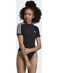 adidas Bodysuit - Black