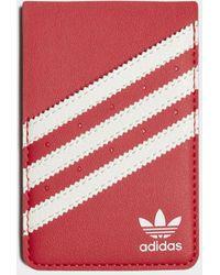 adidas Pochette de rangement universelle pour téléphone - Rouge