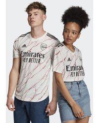 adidas - FC Arsenal 20/21 Auswärtstrikot Authentic - Lyst