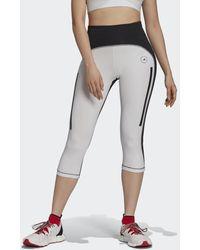 adidas By Stella Mccartney Truepace Heat.rdy Primeblue 3/4 Legging - Wit