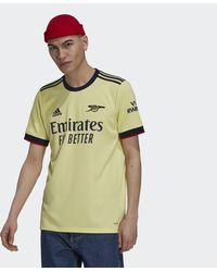 adidas - Arsenal 21/22 Away Jersey - Lyst