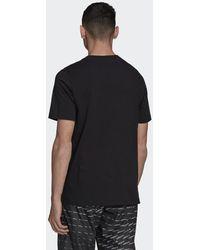 adidas Graphics Trefoil Series T-Shirt - Schwarz