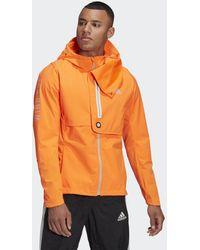 adidas Wind.rdy Jack - Oranje