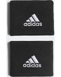 adidas Tennis Wristband Small - Black