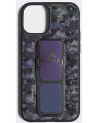 adidas Grip Case Iphone 2020 5.4 Inch - Zwart