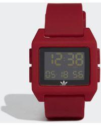 adidas Archive_sp1 Horloge - Rood