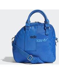 adidas Blue Version Remix Bowling Tas - Blauw