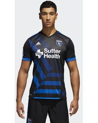 adidas - Earthquakes Home Jersey - Lyst