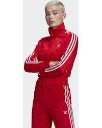 adidas Adicolor Classics Firebird Primeblue Trainingsjack - Rood