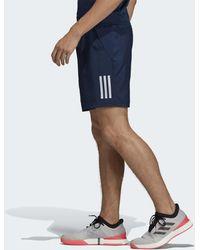 Club 3 Streifen 9 Inch Shorts Blau