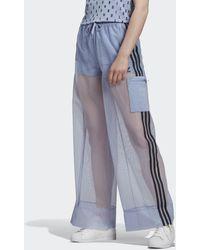 adidas Track Pants Mesh - Blu