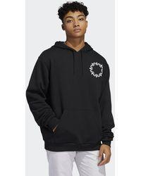 adidas Pinwheel Hooded Sweatshirt - Zwart