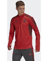 adidas - Maglia da allenamento CR Flamengo - Lyst