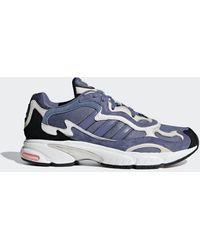 adidas Temper Run Schuh - Blau