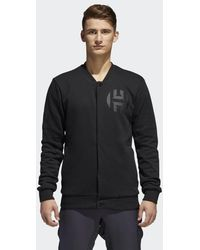 adidas - Harden Varsity Jacket Vol. 2 - Lyst