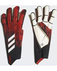 adidas Gants Predator 20 Pro - Rouge