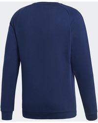 adidas Sweatshirt Core 18 - Blauw