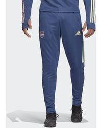 adidas Arsenal Training Trousers - Blue