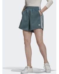 adidas Adicolor Classics Satin Short - Groen