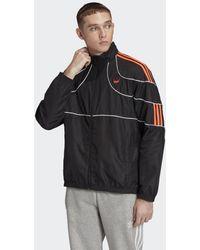 adidas O2k Trainingsjack - Zwart