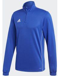 adidas Core 18 Trainingsjack - Blauw