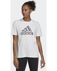 adidas - Must Haves Graphic T-Shirt - Lyst