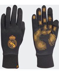 adidas Real Madrid Veldspeler Aeroready_warming Handschoenen - Zwart