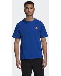 adidas Must Haves Stadium T-Shirt - Blau