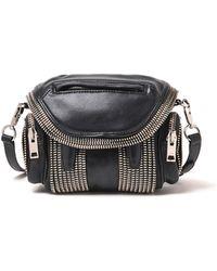 Alexander Wang - Micro Marti Zipper Nappa Bag - Lyst