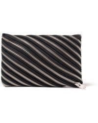 Alexander Wang - Zip Detail Clutch Bag - Lyst