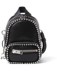 Alexander Wang - Attica Soft Mini Backpack Crossbody Bag - Lyst