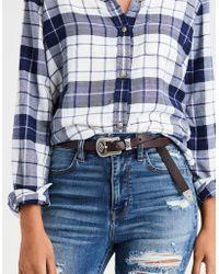 American Eagle - Modern Western Hip Belt - Lyst