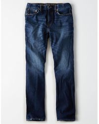 American Eagle - Relaxed Straight Jean - Lyst
