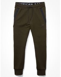 American Eagle Active 24/7 jogger - Trousers - Men - Green
